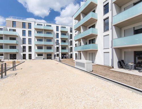 Steigende Baugenehmigungen als wichtiges Signal: Hohe Nachfrage nach bezahlbaren Wohnungen