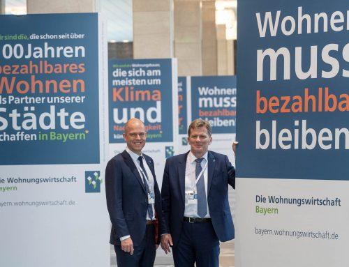 Wohnungswirtschaft Bayern: Wohnen muss bezahlbar bleiben